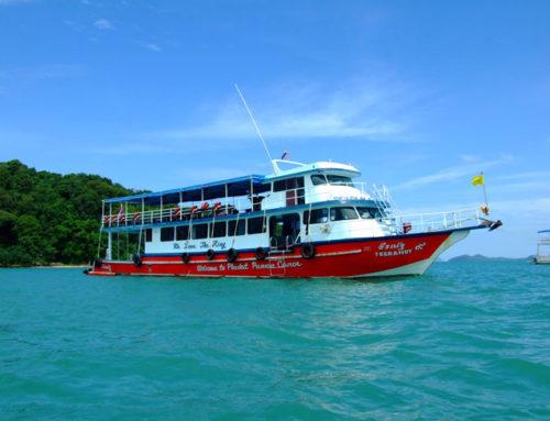 Phi Phi Island & Khai Island by Big Boat